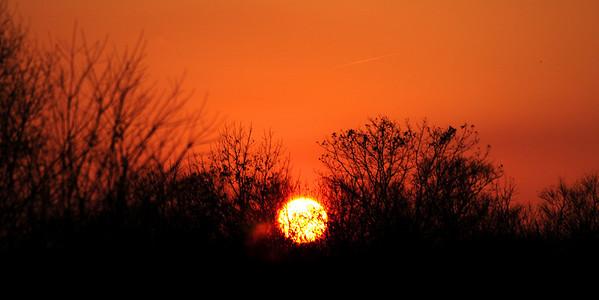 Thanksgiving Sunset