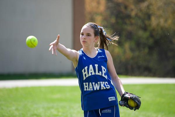 Hale Girls Softball