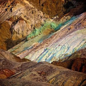 Artist's Pallet - Death Valley