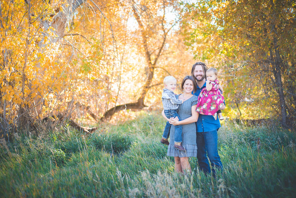 Granger Family // October 2013