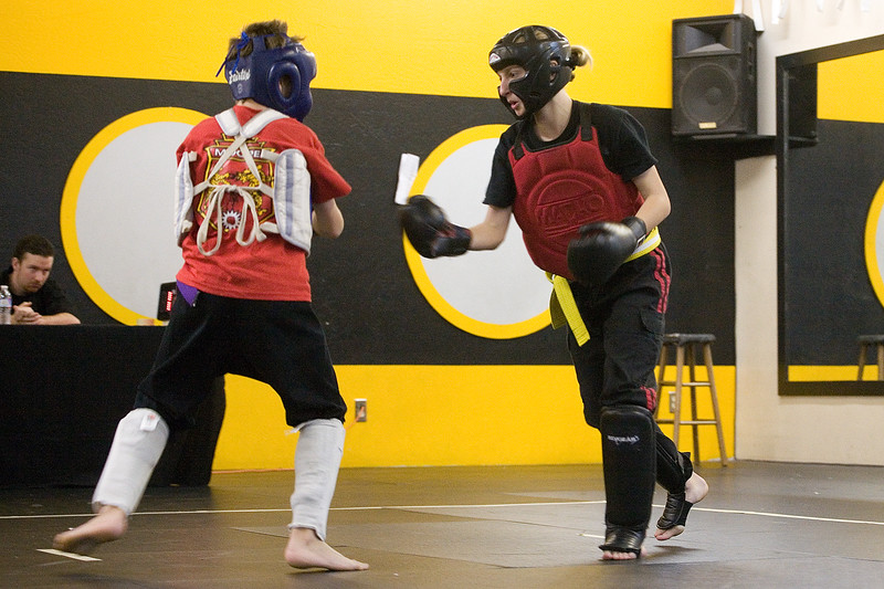 Training & Sparring Competition Day