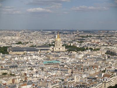 Paris July 2007