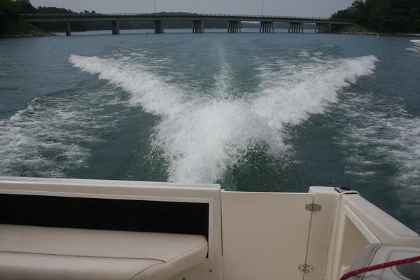 Day 8: Lake Lanier - 12 May 2007