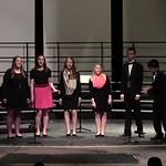CSHS Choir Fall Concert 10/25/2016