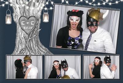 E & E Wedding