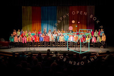 Seaway Chorale Good Vibrations 2018