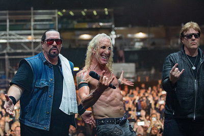 Twisted Sister, October 1, 2016