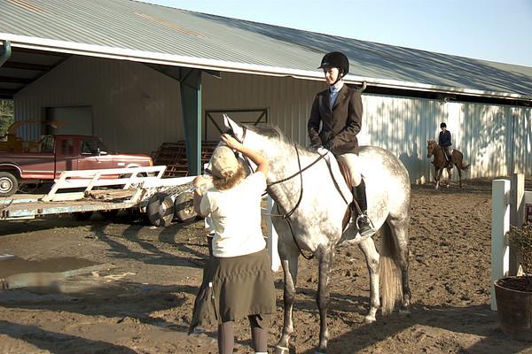 2006-04-23 Horse Show Near Atlanta