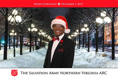 The Salvation Army Gala 2019