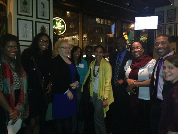 CEBA DC Networking Night 11.21.2013