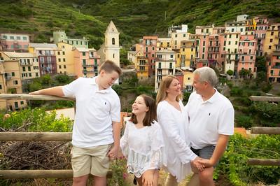 The Aldersons Take Cinque Terre