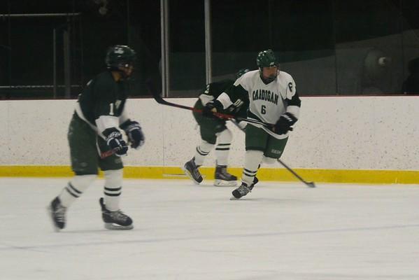 Parents' Weekend: Reserve Hockey Scrimmage