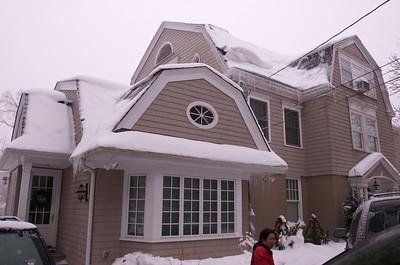 Snow and Ice  Hit Summit
