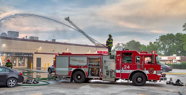 Evanston 2nd Alarm  838 Dodge