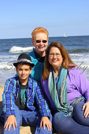 Di Biasi Family Beach Session