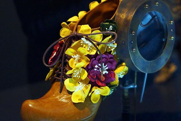Killer Heels Exhibition @ Brooklyn Museum