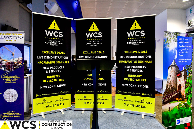 The Welsh Construction Shows- Cardiff 2019