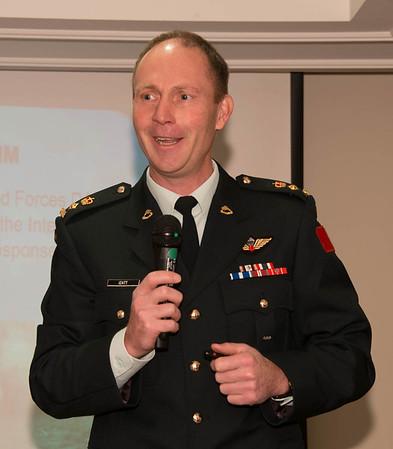 Nov 26 Lt Col Izatt, Nepal Disaster Relief Team