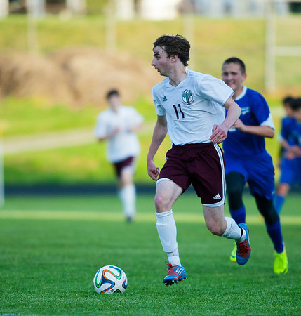 Montesano H vs. Rochester HS, mens varsity, May 6, 2014