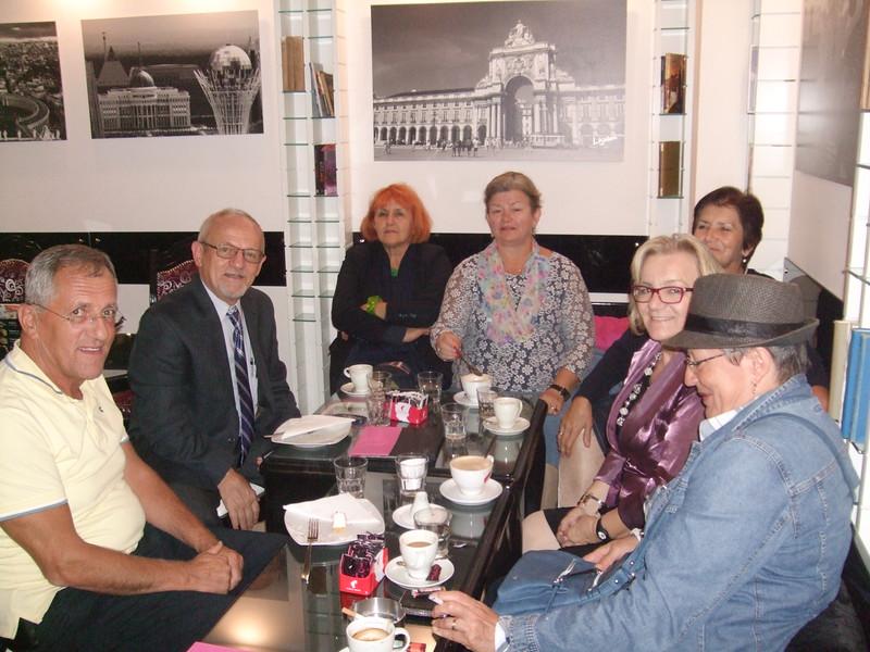 8. Septembar, 2015 - Sarajevo - kod Katedrale