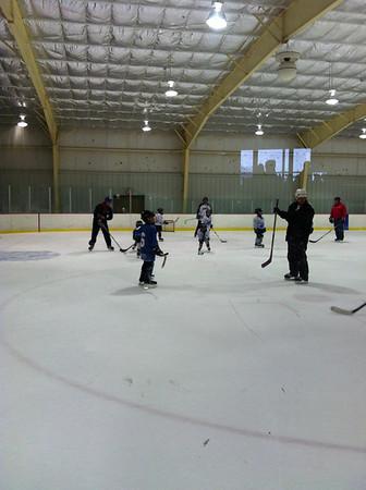 2012 Stampede hockey