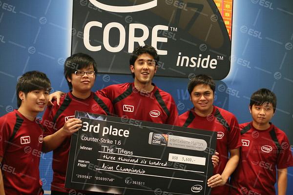 Intel Extreme Masters Asia Championship Taipei 2010