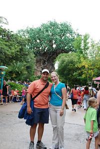 Disney - Animal Kingdom July 2009
