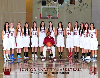 MHHS Girls Basketball