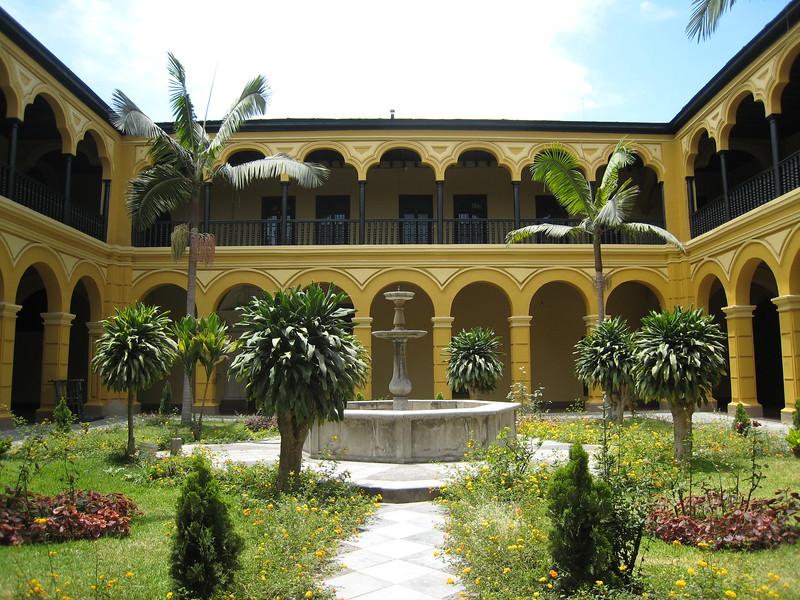 Convent de Santo Domingo, Lima, Peru