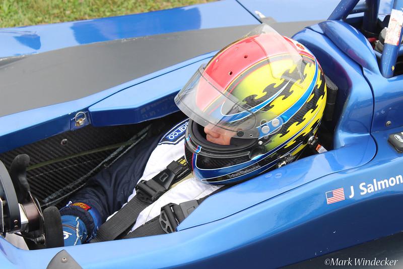 L2 John Salmon(M) ODU Engineering Race Team