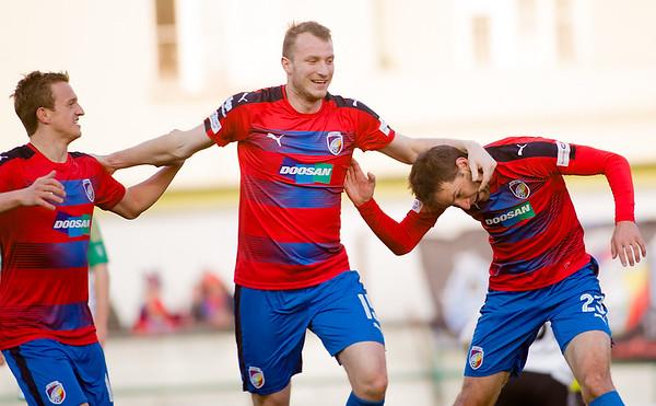 Bohemians - Plzeň 0:1