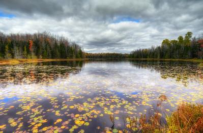Upper Peninsula of Michigan. Fall 2020.