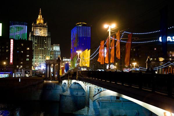 Moskwa nochju, 2007