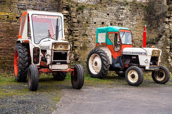 David Brown Tractor Museum 26.01.2020
