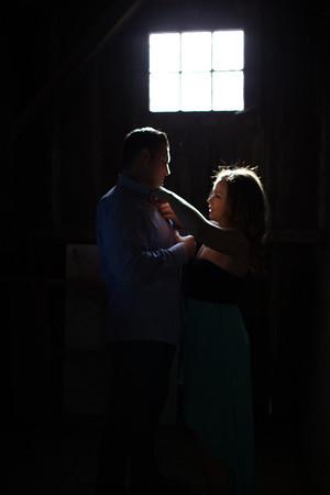 Lauren + Chris   Engaged!