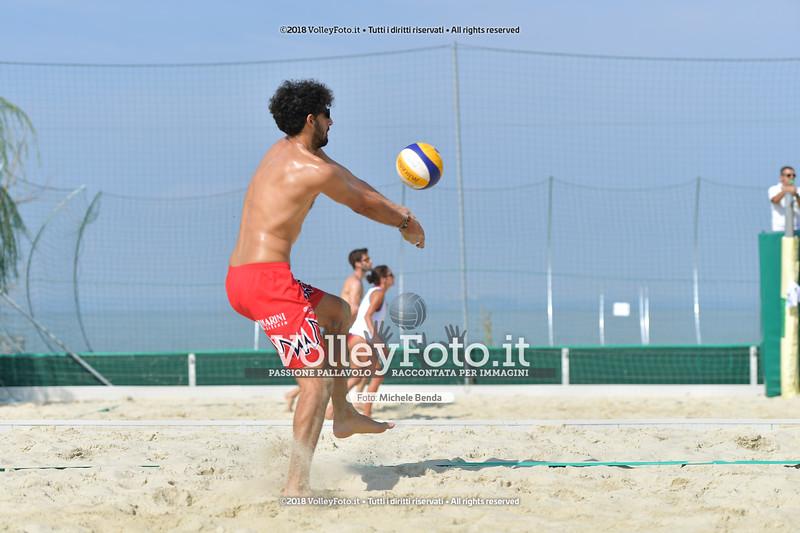 presso Zocco Beach PERUGIA , 25 agosto 2018 - Foto di Michele Benda per VolleyFoto [Riferimento file: 2018-08-25/ND5_8475]