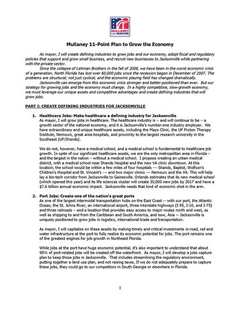 Rick Mullaney's 34-Point Plan