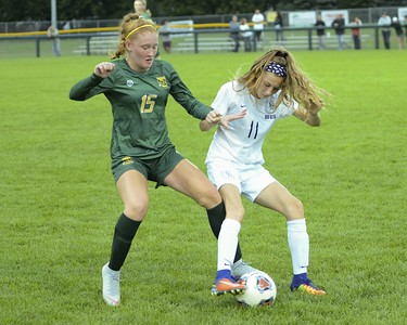 Amherst, Olmsted Falls duel to tie in SWC tilt