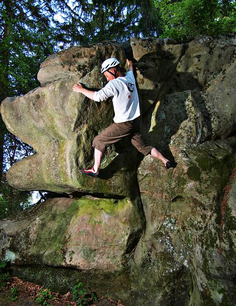 Climbing 2009