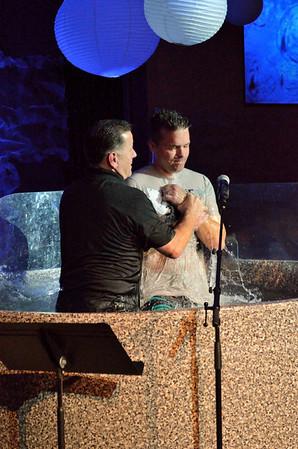 Baptisms 2013