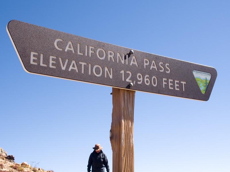 California Pass