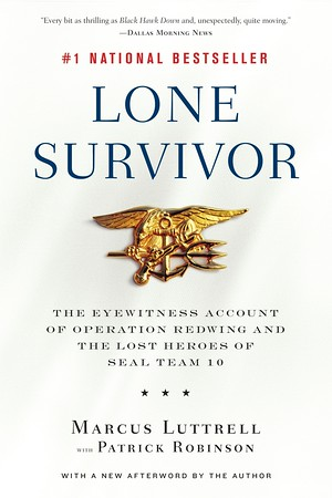 Lone Survivor - Book Review
