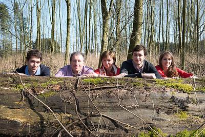Fotoshoot Familie De Vis (Vosselaar)