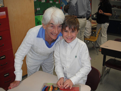 2J Grandparents and Special Friends Day