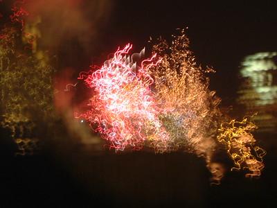 HarborFest Fireworks 2002