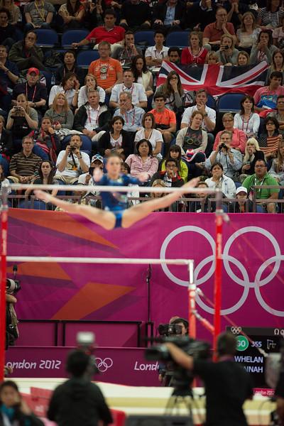 __02.08.2012_London Olympics_Photographer: Christian Valtanen_London_Olympics__02.08.2012_D80_4611_final, gymnastics, women_Photo-ChristianValtanen
