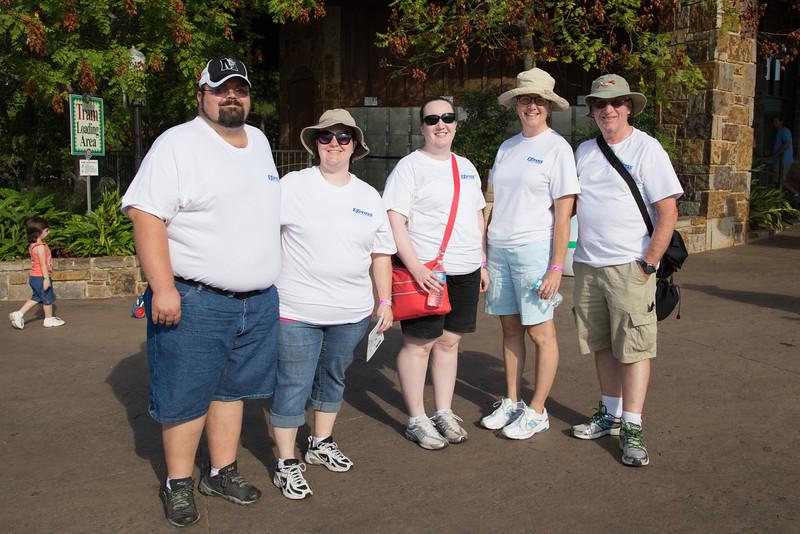 Express Zoo Picnic 2013