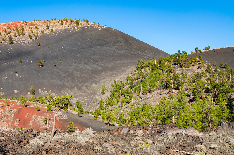 Black Hill at Sunset Crater National Monument