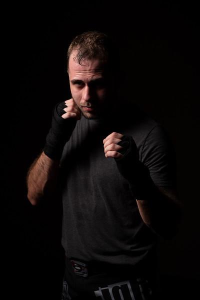 2019 White Collar Boxing Event