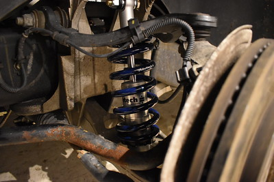 Ridetech Suspension Install